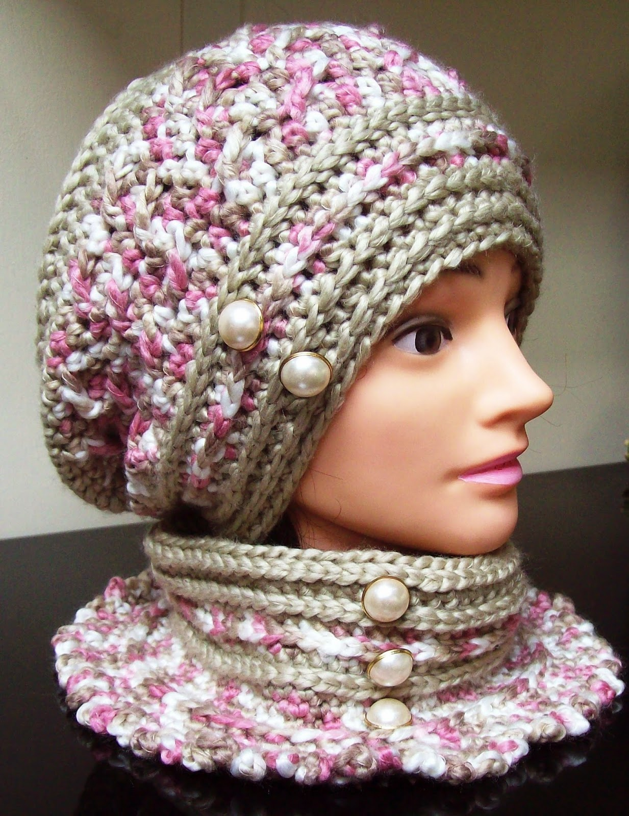 Crochet Patterns For Scarf And Hat : Free Crochet Patterns By Cats-Rockin-Crochet