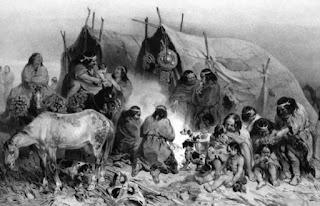 cariló indios querandíes