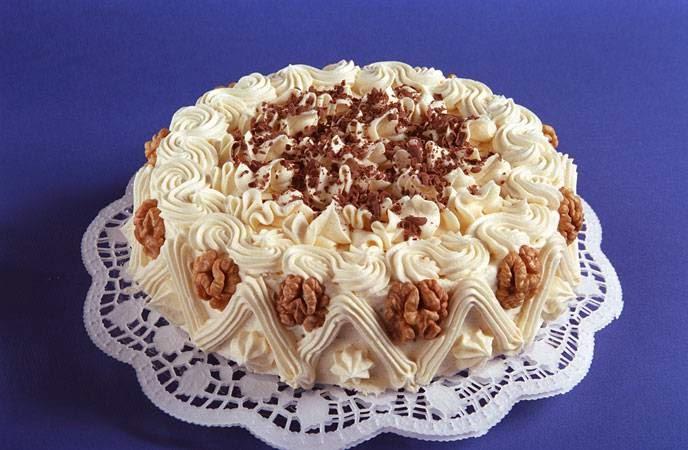 Рецепт торта на новый год с фотографией