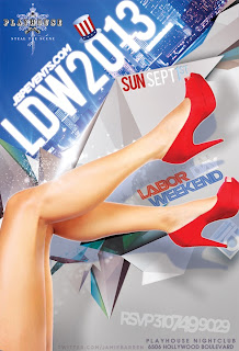 """""""Playhouse Hollywood Labor Day Weekend Sunday"""""""