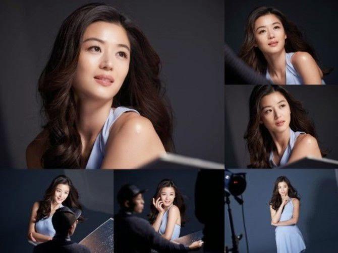 Pesona Jun Ji Hyun menjadi trend setter fashion dan make up bagi wanita di Asia