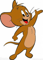 Tom and Jerry mouse
