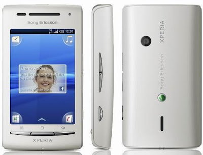 Spec For Sony Ericsson Xperia X8 3G Android Mobile Phone