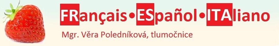 FRançais*ESpañol*ITAliano