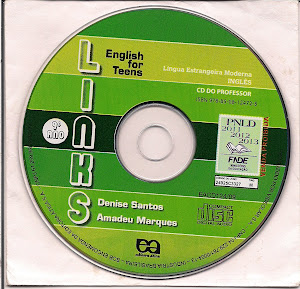 CD LINXS 9º ANO (8ª SÉRIE)