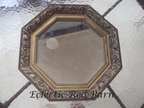 Framed mirror found in dumpster