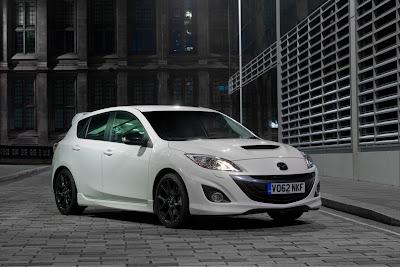 2013 Mazda 3 MPS