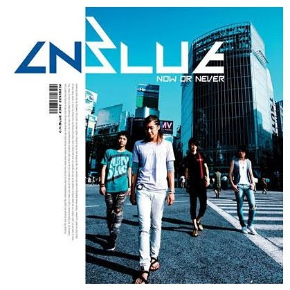 "CN Blue >> Album Japonés ""Stay Gold"" C.N.Blue%2B-%2BNow%2BOr%2BNever"