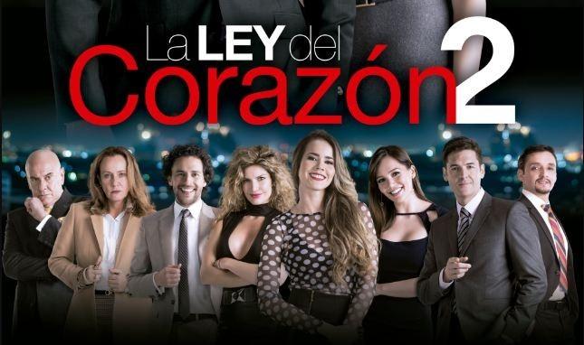 LA LEY DEL CORAZÓN 2