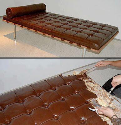 smiješne slike kolači krevet