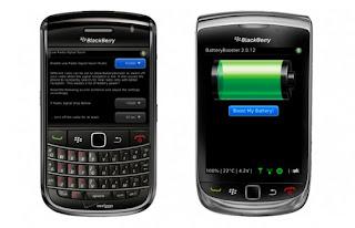 Battery Booster, Aplikasi Gratis Penghemat Baterai Blackberry