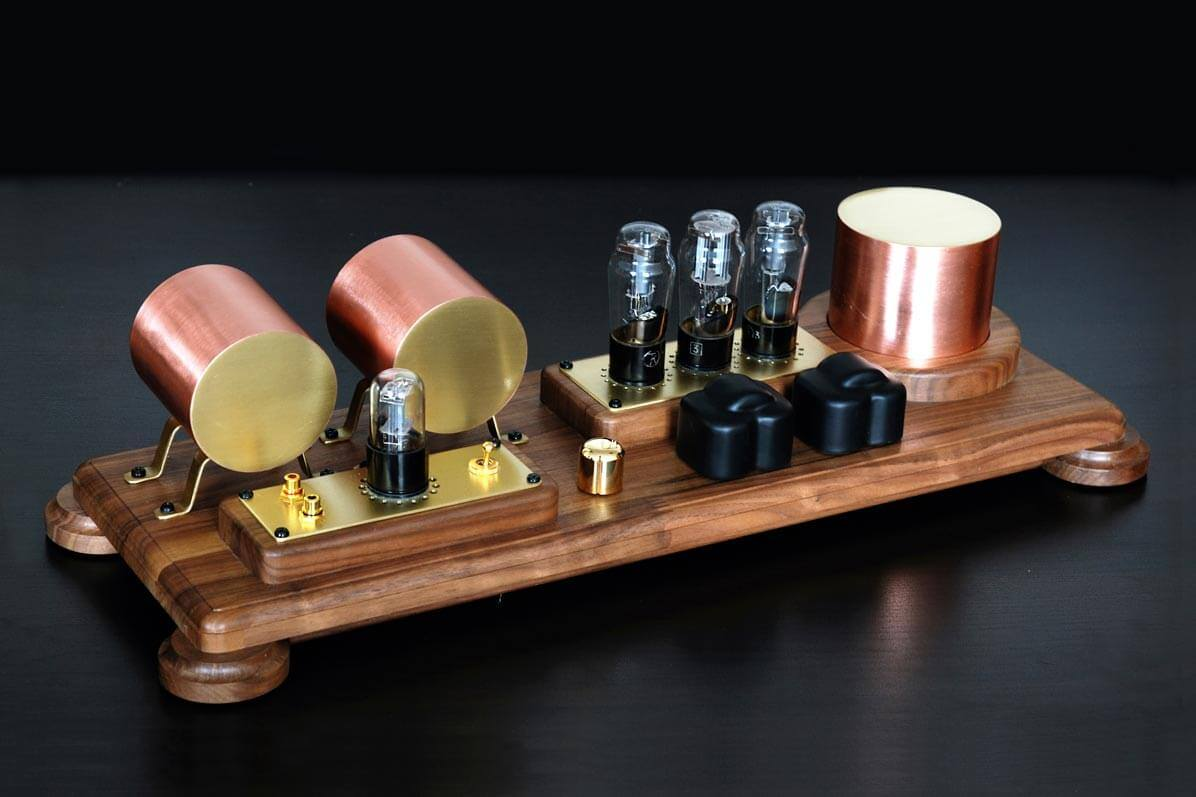 Mono And Stereo High End Audio Magazine Wood N 39 Steam Punk