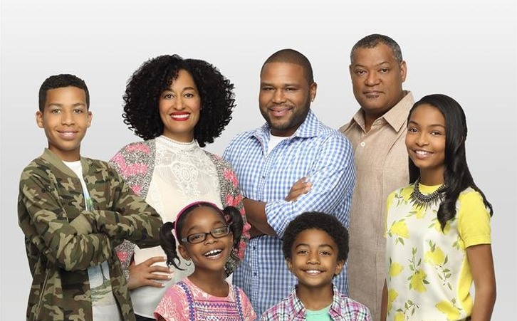 Black-ish - Cast Promotional Photos