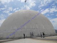 perbaikan beton kubah masjid