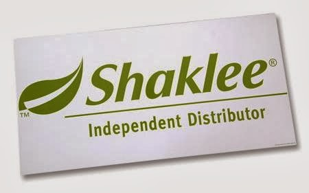 I am Lyna Sabran, your Shaklee Independent Distributor area Tangkak & Segamat, Johor