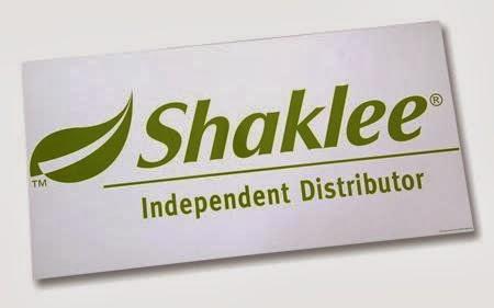 I am Lyna Sabran, your Shaklee Independent Distributor area Tangkak & Segamat, Johor