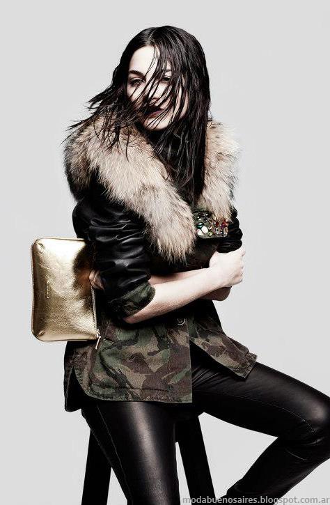 Ginebra invierno 2013 moda.