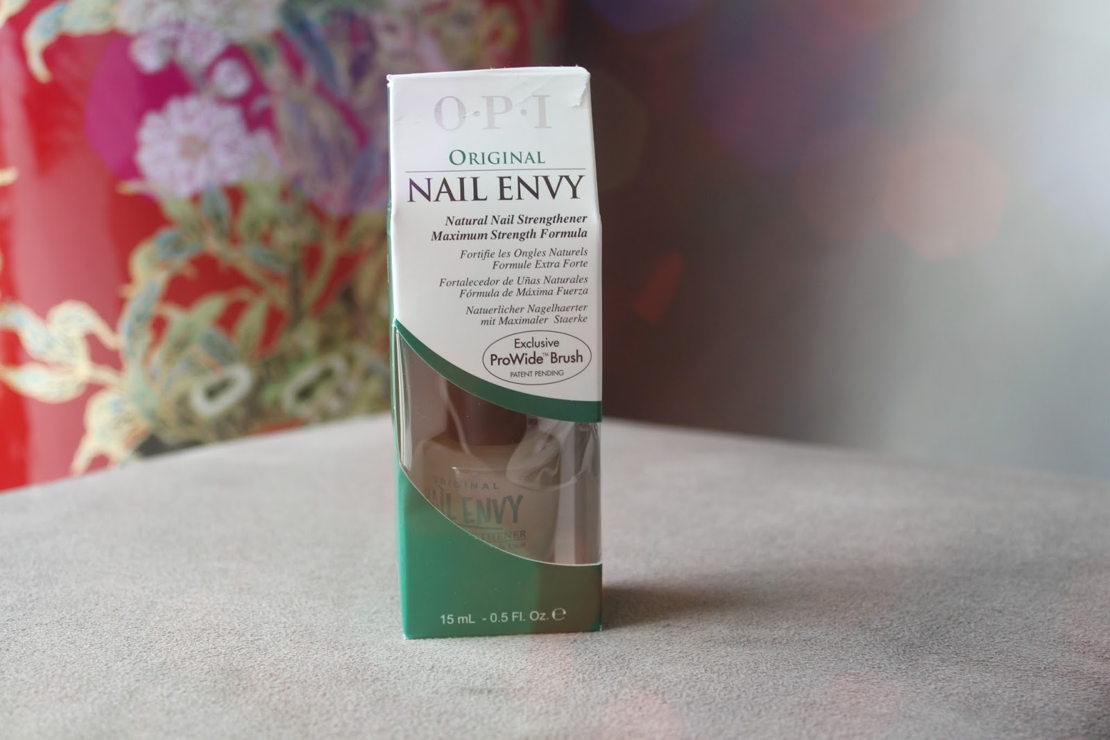 Australian Beauty Review: Review of the OPI Original Nail Envy