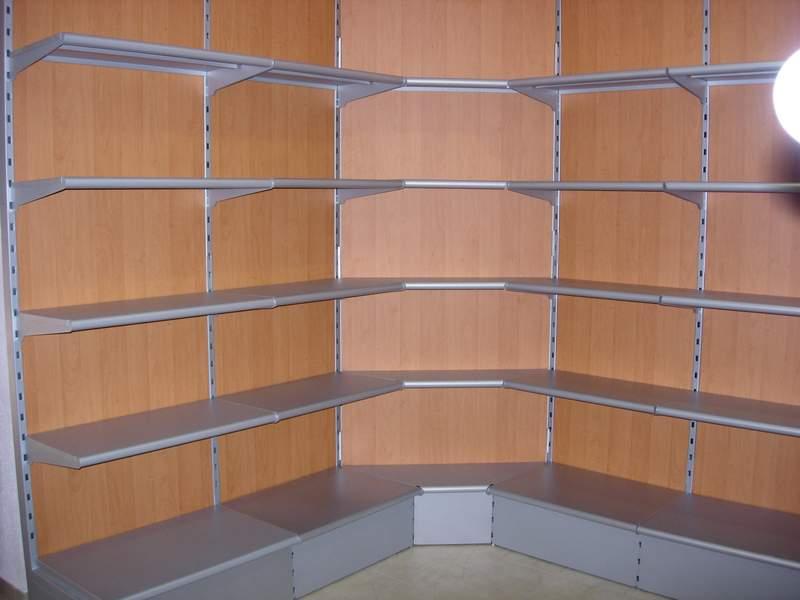 mobiliario espec fico del punto de venta estanter as murales