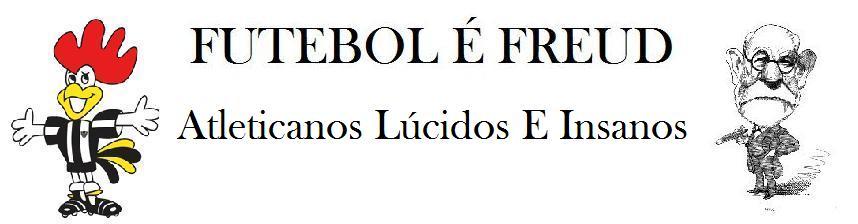 FUTEBOL É FREUD