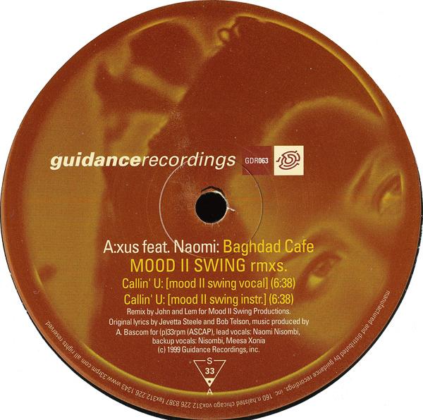 Mood II Swing Feat. Carole Sylvan* Carol Sylvan - Closer
