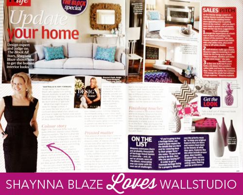 Wallstudio Designer Shaynna Blaze Loves Wallstudio