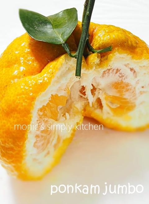 jeruk ponkam jumbo