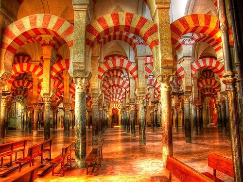 Historia para aburrir el arte en al andalus - Mezquita de cordoba visita nocturna ...