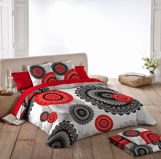 Karma Euromoda. Funda nórdica y juego de sábanas