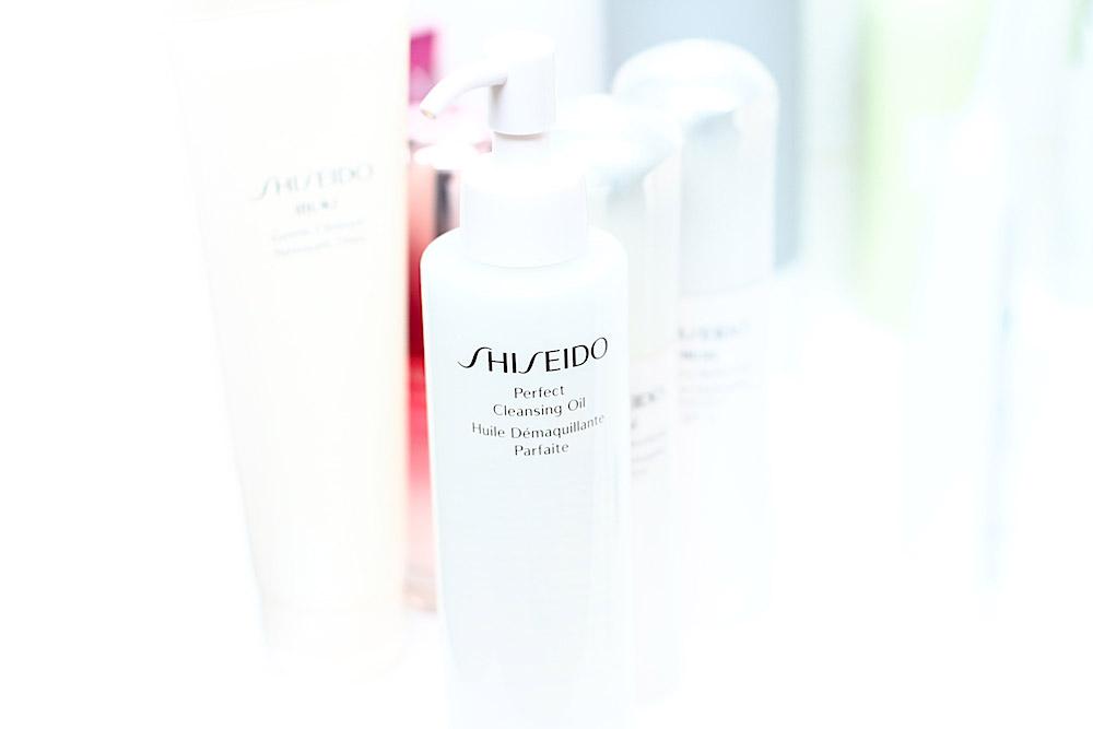 shiseido huile démaquillante avis test