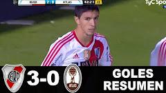 Video con los goles en Salta