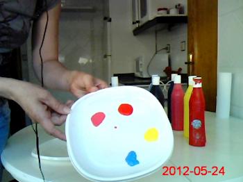 Vídeo. Mezclar colores. Nociones básicas.