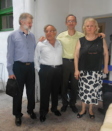Viktor Radun Teon sa dr Isakom Adizesom, Zoricom Stablovic Bulajic i Nebojsom Caricem
