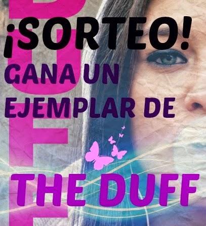 http://entrelibrossiempre.blogspot.com.es/2014/11/sorteo-duff.html