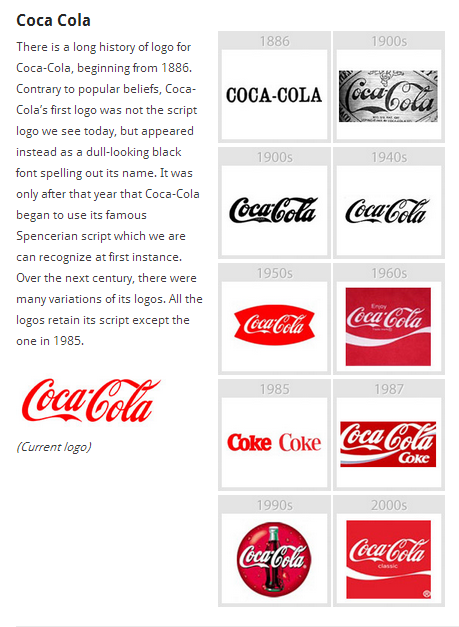 Logo Cocal Cola