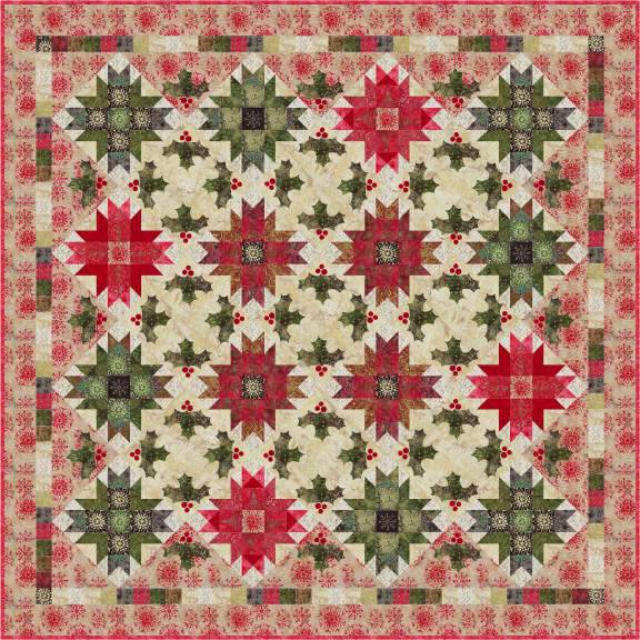 Free Quilt Patterns For Holidays : Quilt Inspiration: Free pattern day: Christmas quilts ! (part 3)