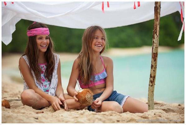 mimo & co primavera verano 2014 campaña niñas