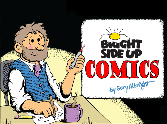 Welcome to Bright Side Up web comics.