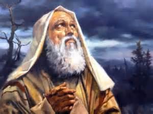 God Speaks Abraham