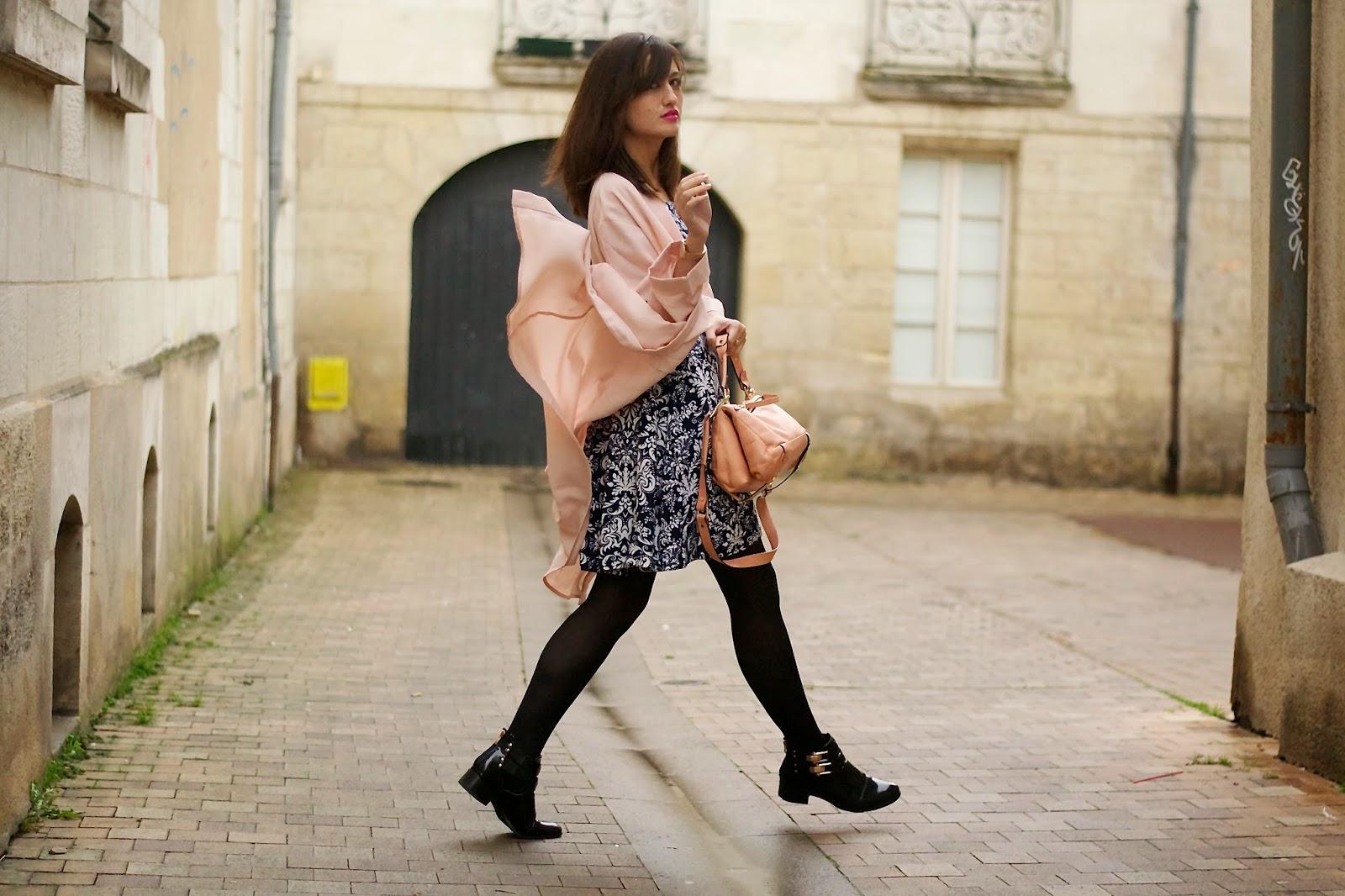 Womenswear blogger