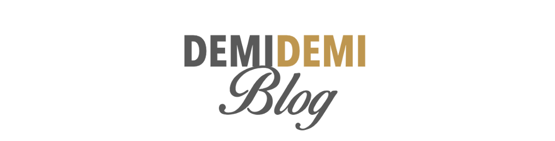 Demi-demi blog