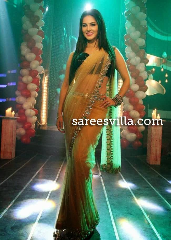 Actress Sunny Leone