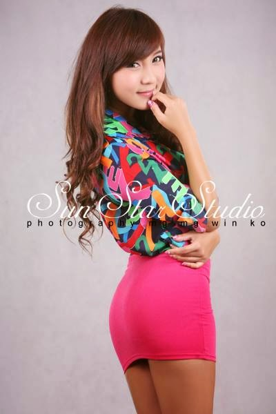 Pann Pan  - I am Cutie Myanmar Model Girl