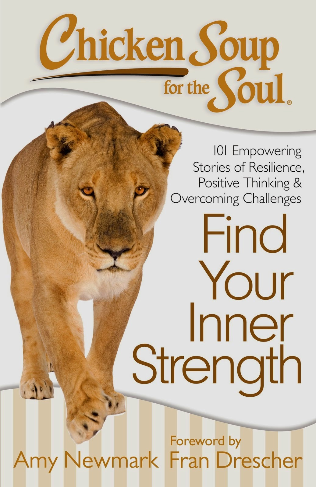 Enter to win Chicken Soup for the Soul: Find Your Inner Strength. Ends 11/29.