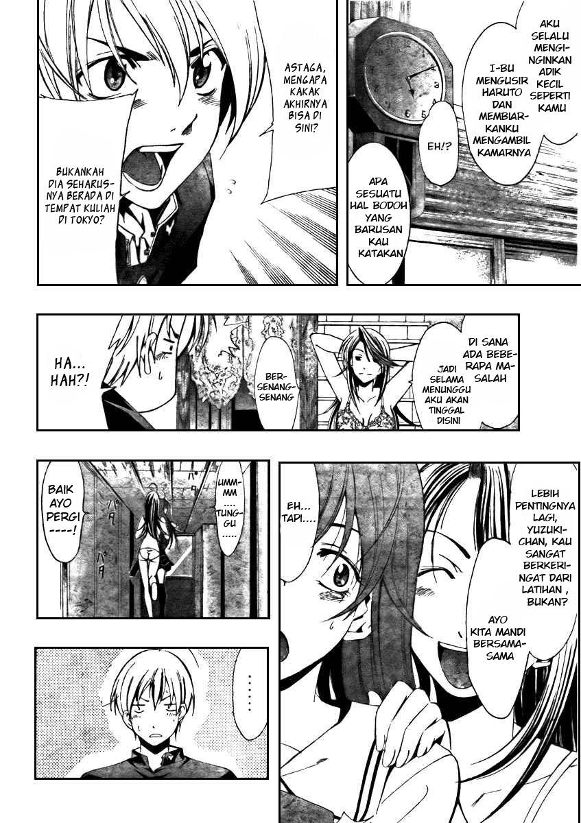 Komik kimi no iru machi 19 page 6