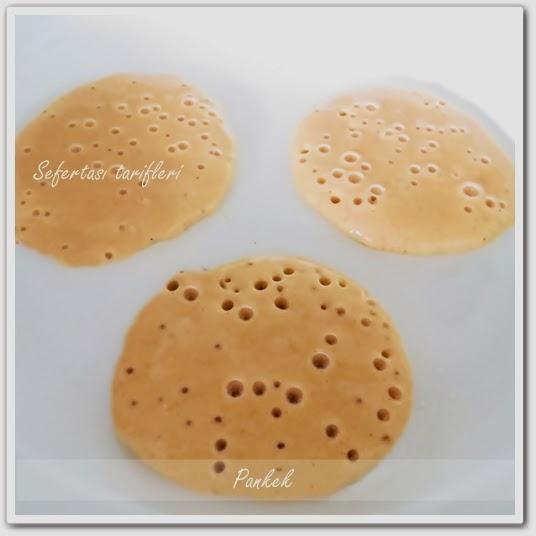 PANCAKE - PANKEK TARIFI
