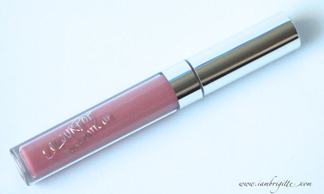 ColourPop Ultra Matte Lip in Solow