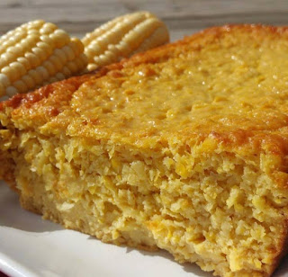 receta de pan de elote