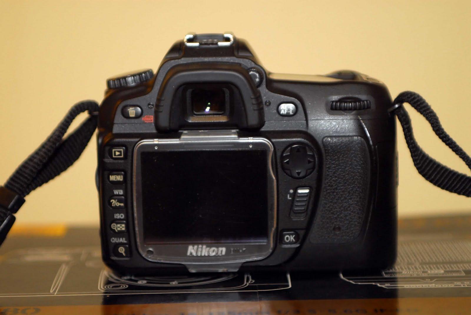 xunixy: Nikon D80 Body...