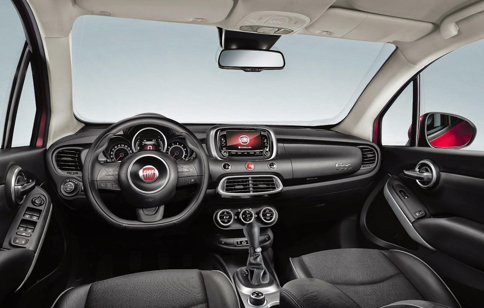 Fantechnology Anteprima Mondiale Del Nuovo Crossover Fiat